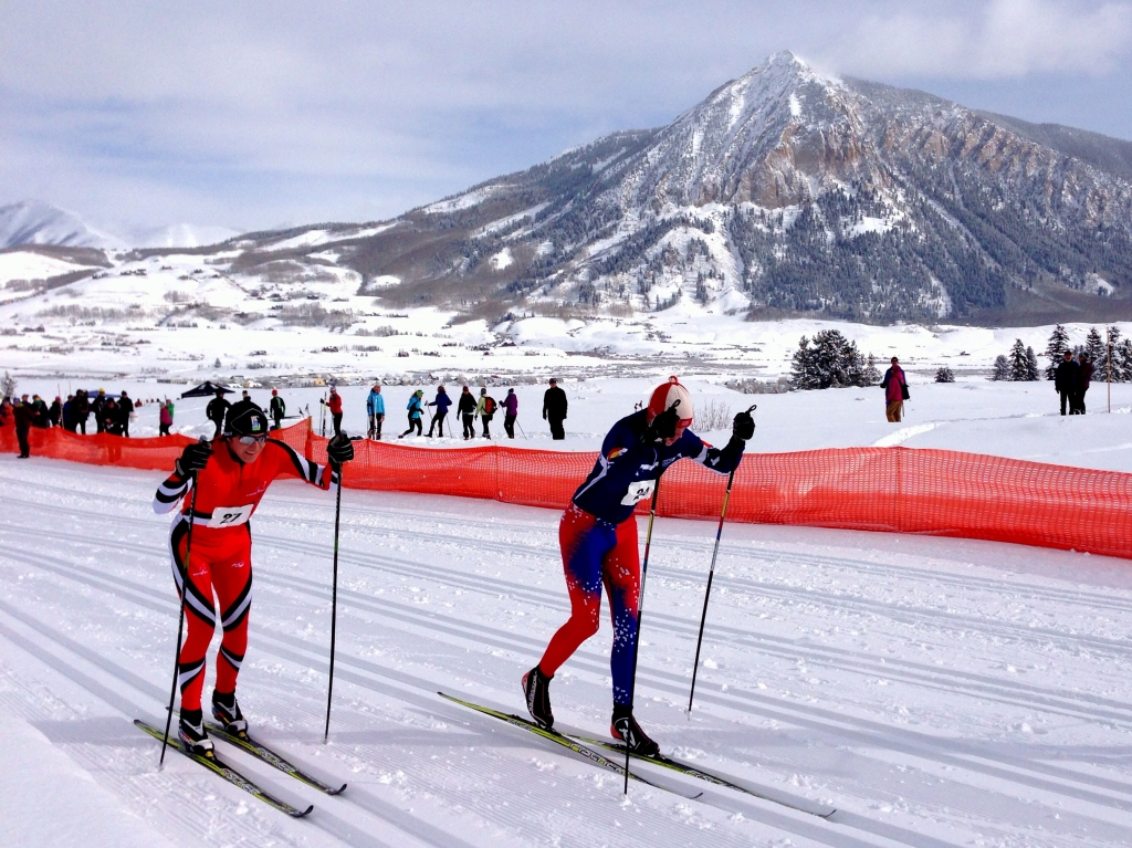Crested Butte FIS Junior Nordic Nationals
