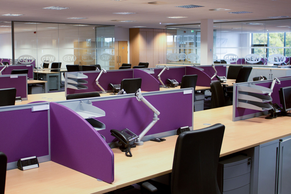 How to stay healthy in an office environment challenge for Office interior fit out