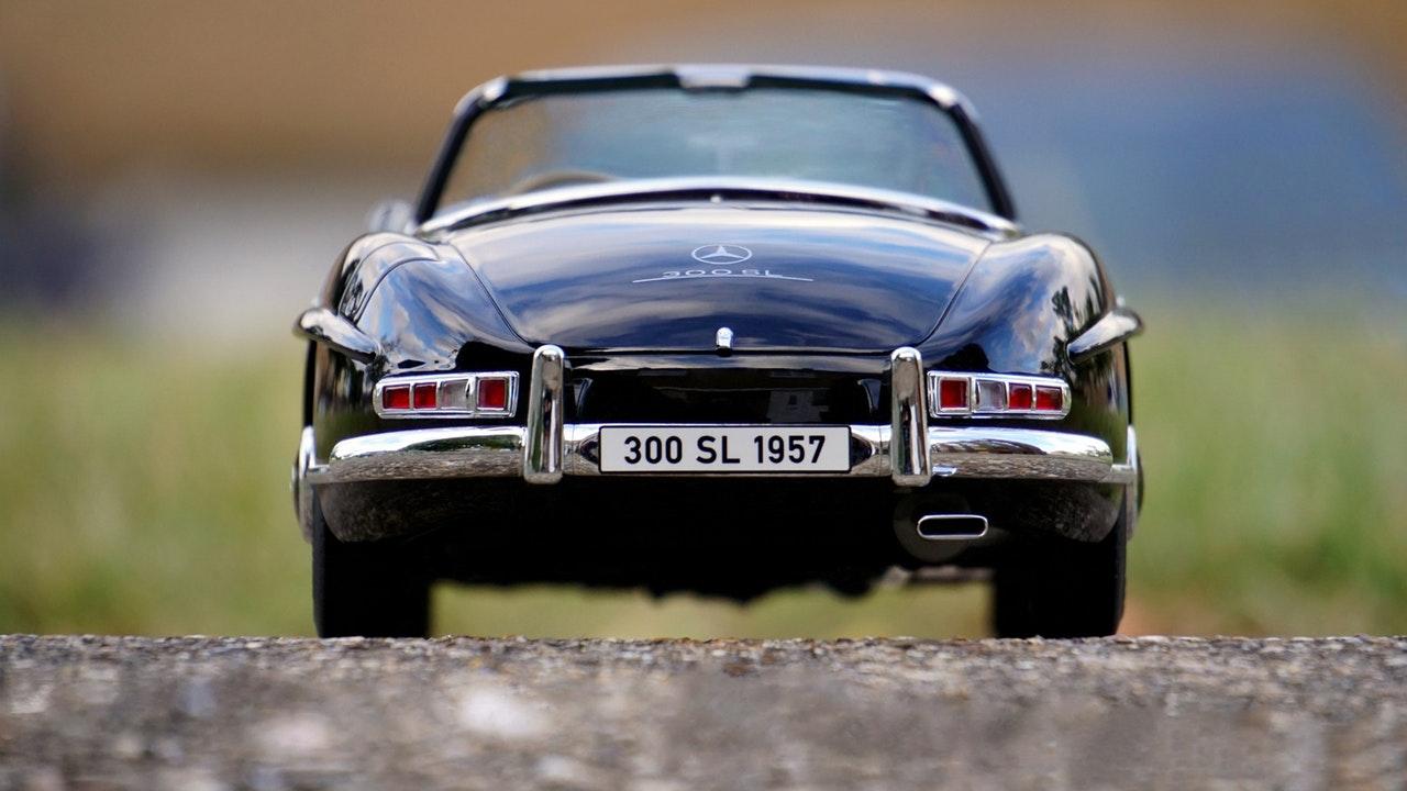mercedes-benz-black-convertible-classic-car-132774