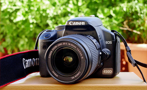 My Canon EOS camera_by_Alfie Ianni
