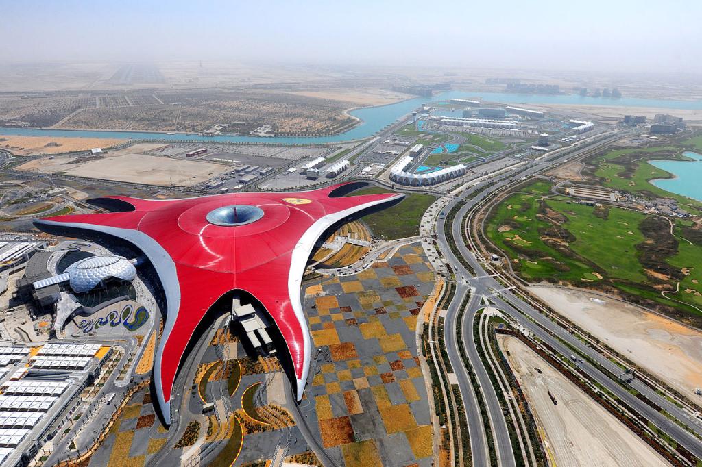 Ferrari_World_Abu_Dhabi