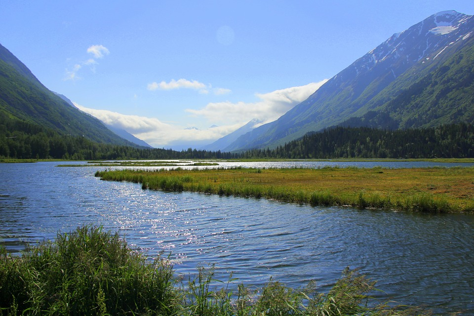 Landscape Wilderness Getaway Scenery Nature Alaska